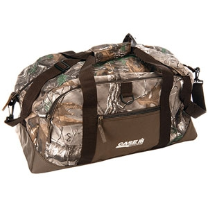 9bd253837e Case IH Realtree Camo Duffle Bag